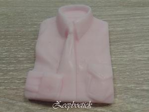 zeepmal overhemd ( gebruikt, maar in goede staat )